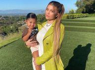 Kylie Jenner et sa fille Stormi soutiennent Travis Scott, généreux pour Noël