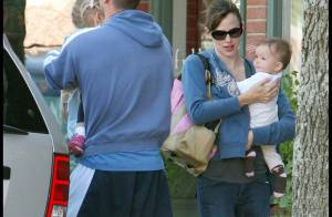 Jennifer Garner a enfin retrouvé son mari Ben Affleck : Violet et Seraphina en sont ravies !