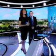 Marie-Sophie Lacarrau, la remplaçante de Jean-Pierre - Dernier JT de Jean-Pierre Pernaut sur TF1 aprés 33 ans de présentation. Paris, le 18 Décembre 2020. © Dominique Jacovides / Bestimage
