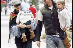 Gwen Stefani : son fils Kingston fait très attention à son look... le reste de la famille en est jaloux !