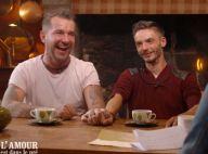 Mathieu et Alexandre (L'amour est dans le pré) : Grande annonce avant le mariage