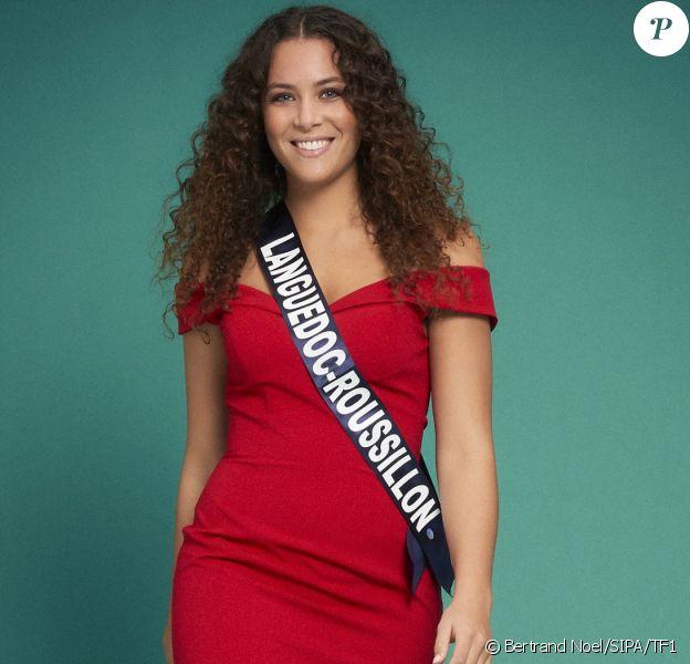 Miss Languedoc-Roussillon : Illana Barry, 19 ans, étudiante en première année d'une licence de gestion