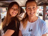 Camille Cerf et sa jumelle Mathilde : photos complices des deux soeurs