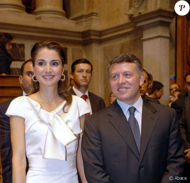 Rania De Jordanie Son Homme Le Roi Abdullah Ii Est Un Biker De Folie Purepeople