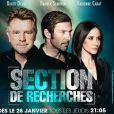 """Fabienne Carat rejoint le casting de """"Section de recherches"""" pour la saison 14 - TF1"""