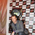 Nicolas Deuil, à l'occasion de la Casio Party pour les 25 ans de leur modèle-phare - la G-Shock -, au Musée de l'Homme, à Paris, le 13 octobre 2009 !