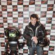 Stéphane Plaza, à l'occasion de la Casio Party pour les 25 ans de leur modèle-phare - la G-Shock -, au Musée de l'Homme, à Paris, le 13 octobre 2009 !