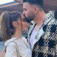Nabilla Benattia et Thomas fêtent leurs 8 ans d'amour