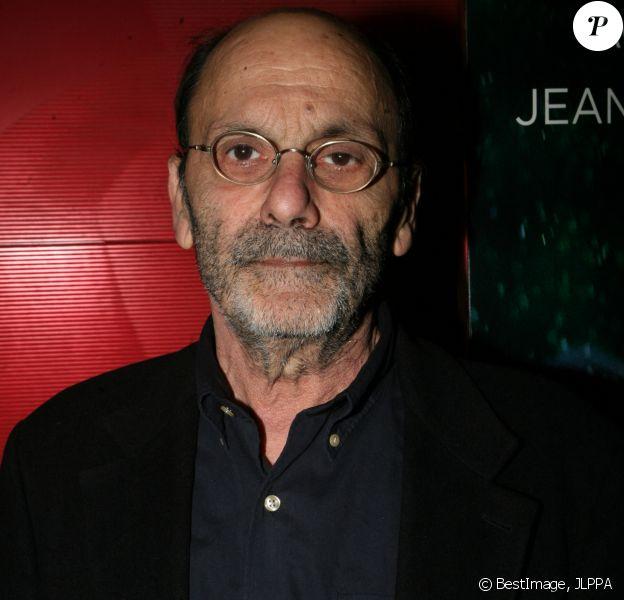 """Jean-Pierre Bacri - Avant-première du film """"Place Publique"""" à Paris. © JLPPA/Bestimage"""