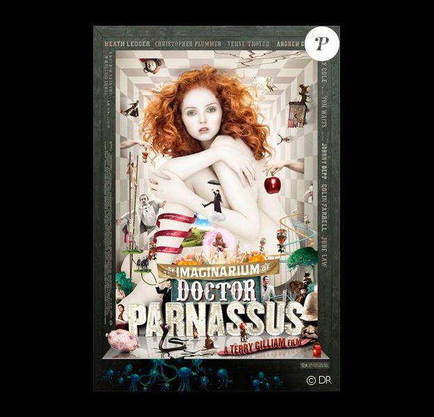 Lily Cole pour L'Imaginarium du docteur Parnassus de Terry Gilliam