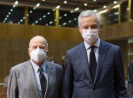 Marc Ladreit de Lacharrière et Bruno Le Maire réunis pour le Prix du Livre d'Economie
