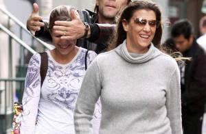 Jon Bon Jovi, avec les deux femmes de sa vie... Le bonheur complet !