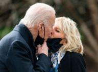 Joe Biden : Tendres baisers à la First Lady et premier couac à la Maison Blanche