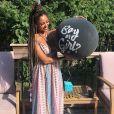 Vanessa Morgan, enceinte de son premier enfant, révèle le sexe du bébé. Juillet 2020.