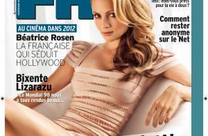 La superbe actrice française Béatrice Rosen... est en train de faire fondre Hollywood !