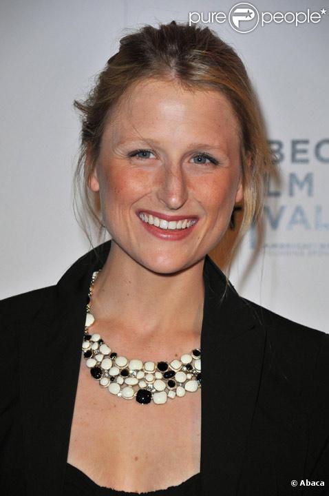 Mamie Gummer en avril 2009