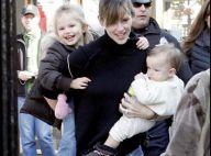 Jennifer Garner essaye de cacher sa fille Violet qui est recherchée... par la police !