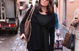 Elisabetta Gregoraci : Enceinte, elle a décidé de couper ses longs cheveux...