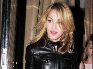 Madonna : Une working girl très élégante pour dîner avec... sa copine Stella McCartney !