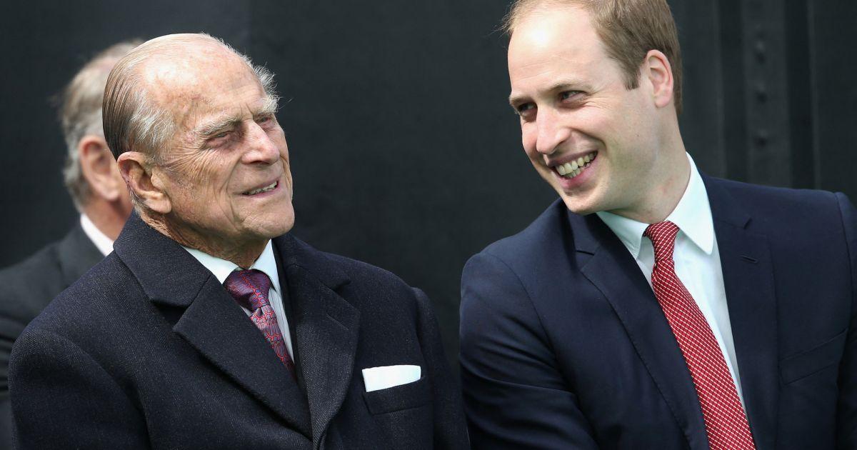 Le prince Philip hospitalisé : son petit-fils William donne de ses nouvelles - Pure People