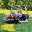 """Angèle Salentino (Les Anges) accuse Raphaël Pépin d'avoir été violent avec elle sur le tournages des """"Vacances des Anges"""" - Instagram"""