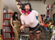 Bob Sinclar en talons et mini jupe en cuir : son hommage sexy à Freddie Mercury