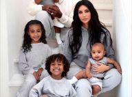 Kim Kardashian bientôt divorcée : dévouée à ses enfants, le petit Psalm grandit !