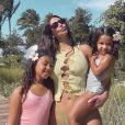 Kim Kardashian consacre tout son temps et ses publications Instagram à ses enfants.