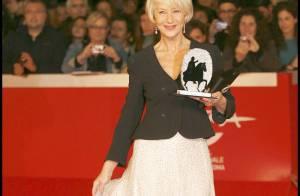 La superbe Helen Mirren meilleure actrice... découvrez le palmarès du Festival de Rome !