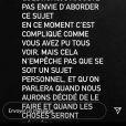 """Feliccia des """"Princes"""" parle de sa relation avec Mujdat en story Instagram"""