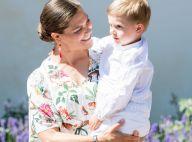 Victoria de Suède : Portraits craquants de son fils le prince Oscar, 5 ans déjà !
