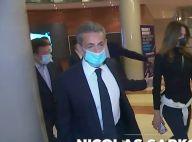 """Nicolas Sarkozy, soutenu par Carla Bruni au JT de TF1 : """"On me reproche des faits que je n'ai pas commis"""""""