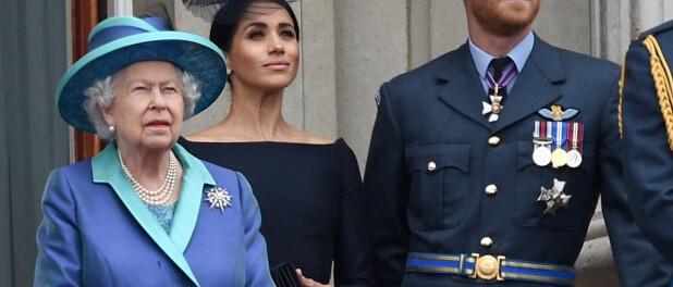 Interview explosive de Meghan et Harry : Elizabeth II refuse de s'exprimer,