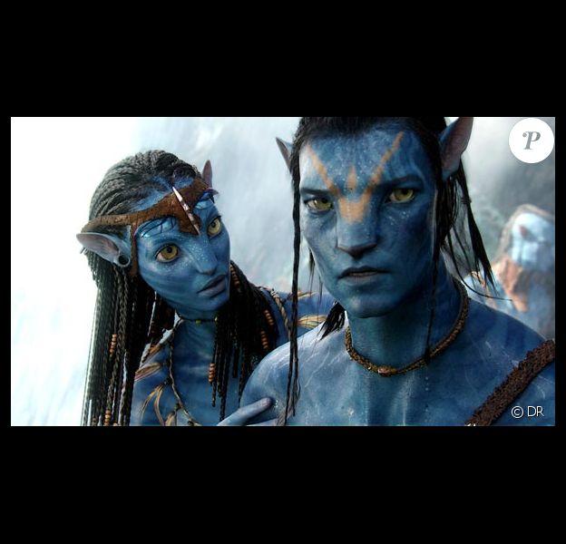 Les visuels d'Avatar, le nouveau film fantastique de James Cameron !
