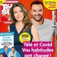 Couverture du magazine Télé Star, paru le 15 mars 2021