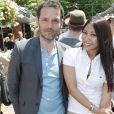 Anggun et son mari Cyril Montana - Archives 2012