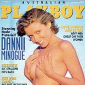 """La jolie Dannii Minogue dans """"Playboy""""... elle raconte pourquoi elle a osé poser toute nue !"""