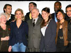 Photos : un défilé de personnalités du PAF pour la soirée de lancement du Sidaction 2008