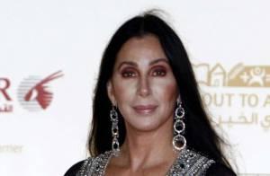 Superbe Cher : la chanteuse fait une apparition remarquée... au Qatar !