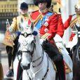 Le prince William, duc de Cambridge - La parade Trooping the Colour 2019, célébrant le 93ème anniversaire de la reine Elisabeth II, au palais de Buckingham, Londres, le 8 juin 2019.