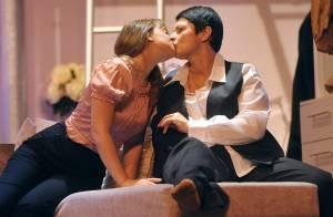 Sonia Dubois : la jeune maman... embrasse une femme ! Julien Dassin n'en revient pas !