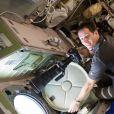 Photo prise par l'astronaute français Thomas Pesquet depuis la Station spatiale internationale. Le 28 décembre 2016