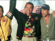 """""""The Expendables"""" : Sylvester Stallone raconte la scène culte qui réunit Bruce Willis et Schwarzy !"""