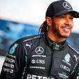 Lewis Hamilton au Grand Prix de F1 Emilie Romagne à Imola, le 18 avril 2021. © DPPI / Panoramic / Bestimage
