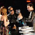Jay-Z au MTV EMA 2009, le 4 novembre 2009