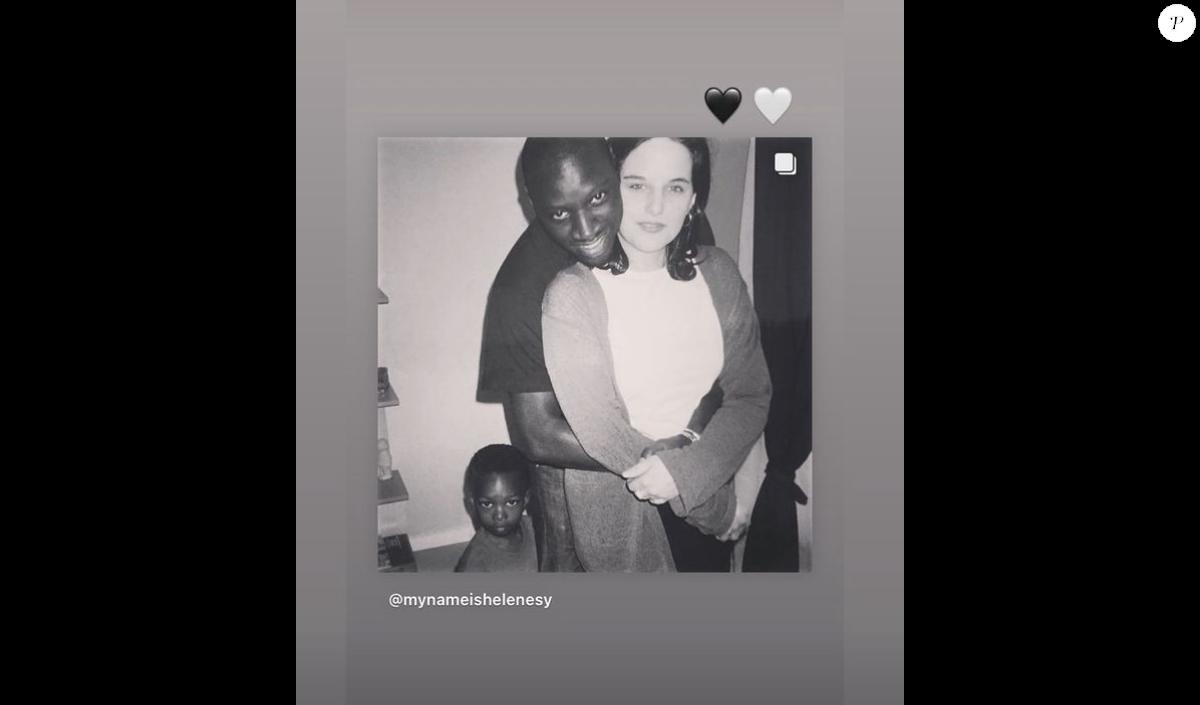Omar Sy, tendre câlin avec sa femme Hélène : une jolie photo souvenir dévoilée