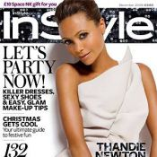 Thandie Newton : Une actrice outrageusement classe... qui donne ses secrets de minceur !