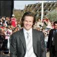 """Mark Wahlberg - Tapis rouge pour le film """"The four brothers"""" au festival du film de Deauville"""