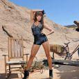 Jade Ewen en plein shooting pour le nouveau single des Sugababes  You don't Know About a girl
