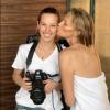 Estelle Lef�bure : Messages d'amour � sa fille Ilona Smet pour son anniversaire